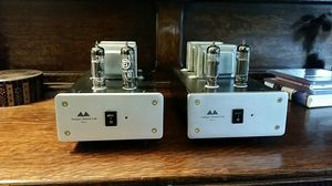 Antique Sound Labs Wave 8 tube amps. for Sale in Seattle, WA