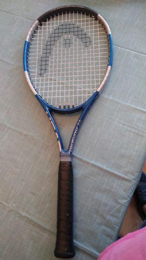 "HEAD ""Liquedmetal 4"" Tennis Racket $35.00. for Sale in Garden Grove, CA"