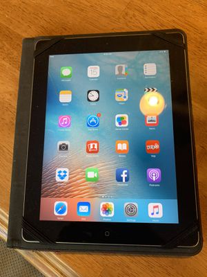 Apple iPad 2 16GB MC769LL/A A1395 WiFi Only TESTED for Sale in Chino Hills, CA