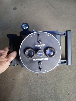 Polaroid/Cambro Twin Lens MiniPortrait AS-IS for Sale in Chino, CA