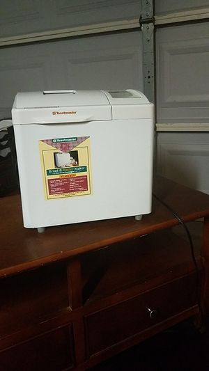 Toastmasters Bread and Butter Maker for Sale in Houston, TX