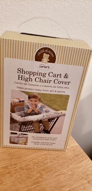 Shopping cart cover for Sale in San Antonio, TX