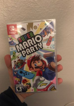 Super Mario Party Unopened for Sale in Las Vegas, NV
