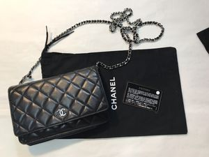 Chanel WOC wallet on the chain bag for Sale in Los Angeles, CA
