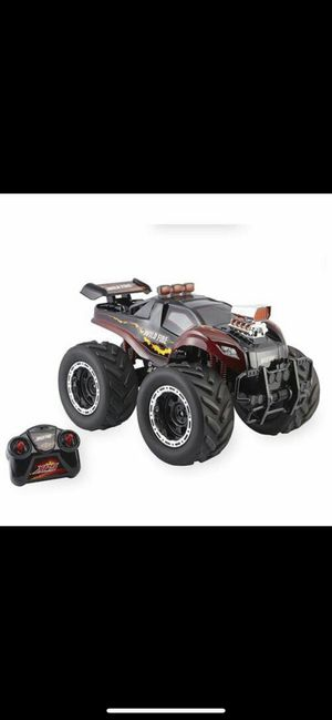 Wildfire monster truck remote control car for Sale in Virginia Beach, VA