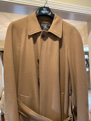 Men's Burberry Coat for Sale in Sylvania, OH