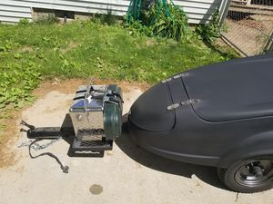 Motorcycle Teardrop Trailer for Sale in Columbiaville, MI