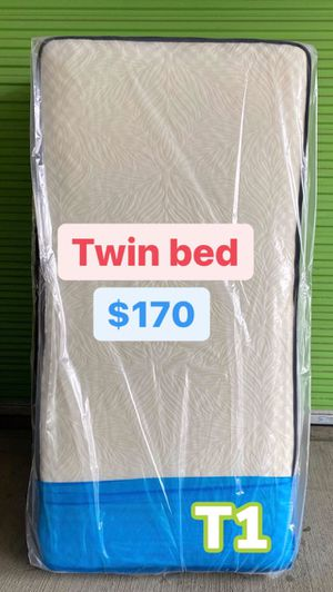 Twin beds for sale 😊 for Sale in Clinton, MD