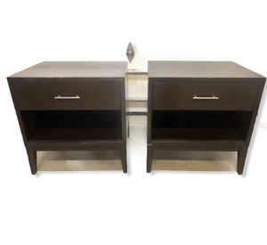 End tables nightstands for Sale in Pilesgrove, NJ
