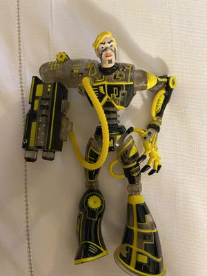 "1998 Marvel Toy Biz X Men The New Mutants Warlock Action Figure Rare Tech Robot 6"" for Sale in Fayetteville, NC"