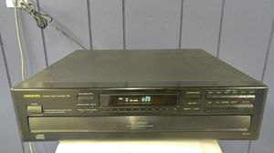 Onkyo 6 Disc CD Player for Sale in Waterford Township, MI
