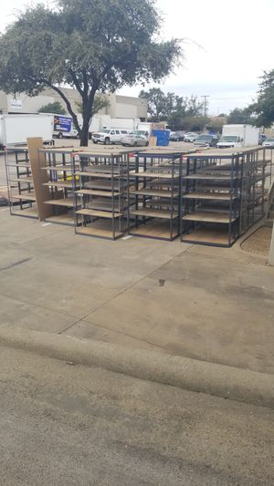 Shelves for sale for Sale in Dallas, TX