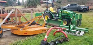 John Deere 2520 tractor for Sale in Graham, WA
