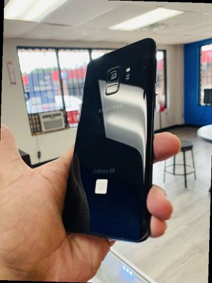 Samsung galaxy s9 factory unlocked J1 for Sale in Dallas, TX