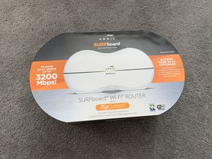 Arris Surfboard WiFi router, new open box for Sale in Chula Vista, CA