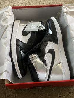 Jordan 1 Silver Toe 10W for Sale in Huntington Beach,  CA