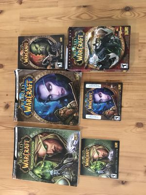 World of Warcraft for Sale in Havelock, NC