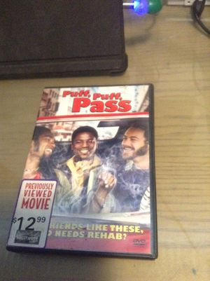 DVDs puff pff pass for Sale in Hialeah, FL