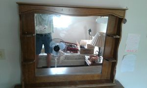 Large wall mirror for Sale in Vero Beach, FL