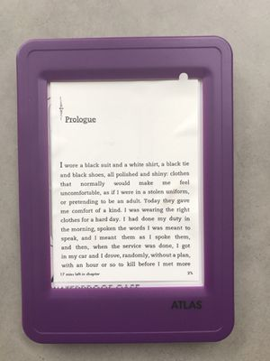 Case for 6 inch kindle for Sale in Potomac Falls, VA