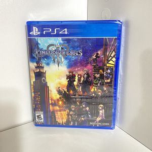 Kingdom Hearts III -- Standard Edition (Sony PlayStation 4, 2019) for Sale in Queens, NY