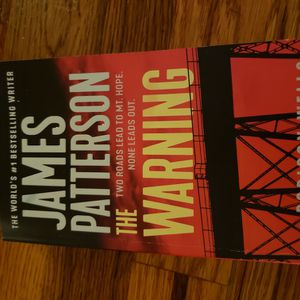 James PATTERSON - The Warning for Sale in Beaverton, OR