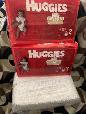 Huggies diapers for Sale in Miami Gardens, FL