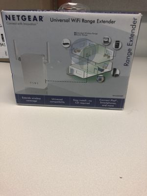 Netgear universal wifi extender for Sale in Knightdale, NC