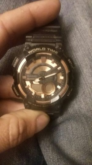 Casio watch and 32 gb flash drive for Sale in San Angelo, TX