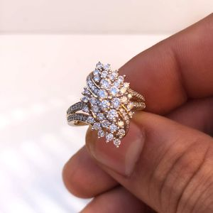 Gold Diamond Ring for Sale in Lynwood, CA