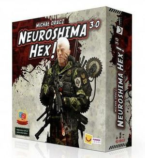 Neuroshima Hex! 3.0 Board Game *LIKE NEW*-(West End) for Sale in Nashville, TN