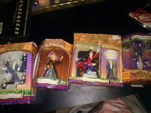 1990s rare harry potter action figures for Sale in Benbrook, TX
