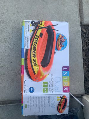 Inflatable boat for Sale in Tulare, CA