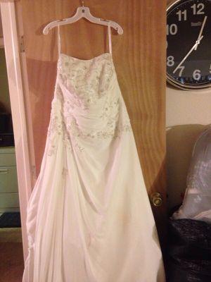 David's bridal wedding dress for Sale in Denver, CO