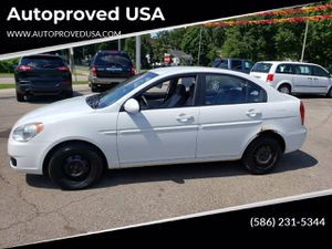2009 Hyundai Accent for Sale in Mount Clemens, MI