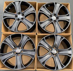 "20"" Range Rover sport factory wheels rims gloss black new for Sale in Santa Ana, CA"