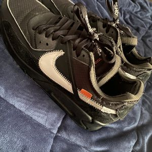 Off white x nike air max size 8.5 for Sale in Everett, WA