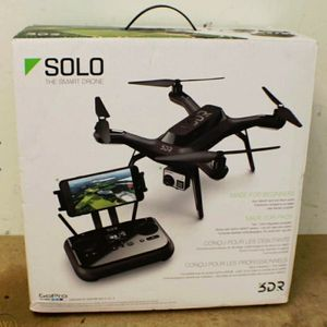 Solo 3DR Drone Bundle w/Backpack for Sale in Tampa, FL