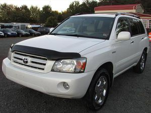 2007 Toyota Highlander for Sale in Warrenton, VA