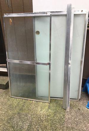 Glass shower door for Sale in Vancouver, WA