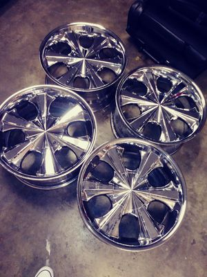 18' rims OBO for Sale in Renton, WA