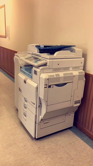 Ricoh Afico Mp 5000 Copier/ Printer for Sale in Manchester, MO