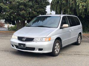 2002 Honda Odyssey for Sale in Tacoma, WA