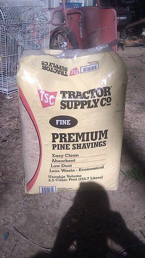TSC Premium Pine Shavings for Sale in Sacramento, CA