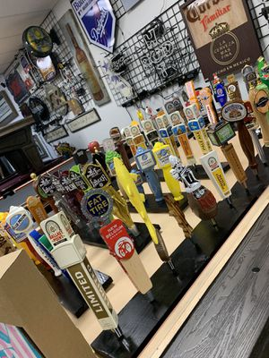 Tap Handles - Everything For Your Game Room - Open 7 Days A Week - State College Blvd - Fullerton - CHIEF BILLIARDS for Sale in Jurupa Valley, CA