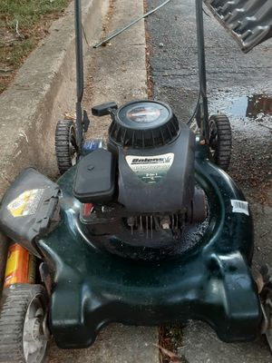 Hand propelled Bolton's lawn mower for Sale in Washington, DC