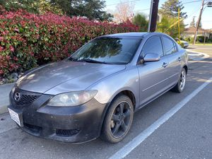 2005 Mazda 3 manual 5speed stick shift transmission for Sale in Sacramento, CA