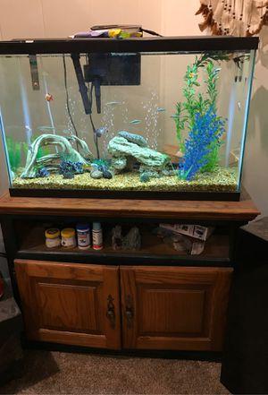 35gal aquarium for Sale in Utica, MI
