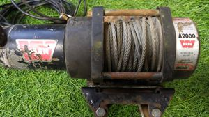 Warn winch for Sale in Granite Falls, WA