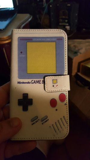 Gameboy case for Note 5 for Sale in Jacksonville, FL